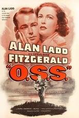 O.S.S. (1946) Box Art