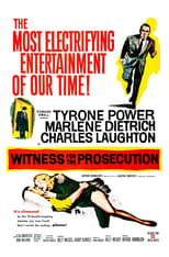 Poster Image for Movie - Witness for the Prosecution