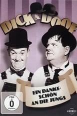 Laurel & Hardy - Ein Dankeschön an die Jungs