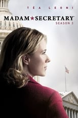 Madam Secretary 3ª Temporada Completa Torrent Legendada
