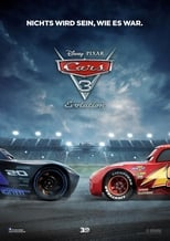 Cars 3: Evolution: Lightning McQueen gibt erneut Vollgas und schaltet sogar noch einen Gang höher, doch das reicht diesmal nicht! Denn eine neue Generation von hochgetunten und aerodynamisch optimierten Rennwagen sorgt im Rennzirkus für mächtig Unruhe. Vor allem einer der neuen Konkurrenten, der unschlagbare Jackson Storm, setzt Lightning gewaltig zu. Ob er in Zukunft noch ganz vorne mitmischen kann, ist fraglich. Aufgeben war für Lightning nie eine Option, aber steht nun möglicherweise doch sein letztes Rennen an?