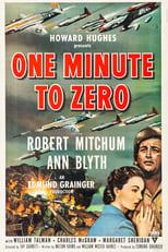 One Minute to Zero (1952) Box Art