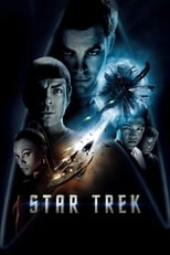 Star Trek (2009) Box Art