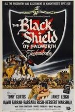 The Black Shield of Falworth (1954) Box Art