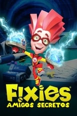 Fixies: Amigos secretos (2017) Torrent Dublado e Legendado