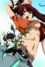 Poster anime Air Gear: Kuro no Hane to Nemuri no Mori – Break on the SkySub Indo