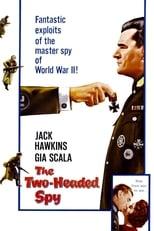 The Two-Headed Spy (1958) Box Art