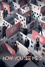 Now You See Me 2 (2016) Box Art