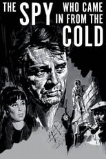 The Spy Who Came in from the Cold (1965) Box Art