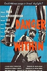 Danger Within (1958) Box Art