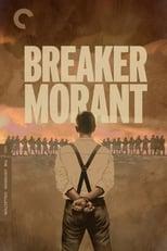Breaker Morant (1981) Box Art