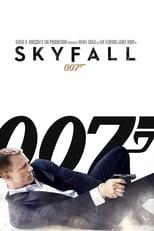 Filmposter: James Bond 007 - Skyfall