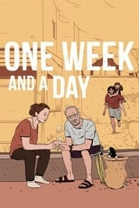 Poster for One Week and a Day