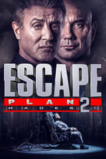 Image Escape Plan 2: Hades (2018) Full Movie Watch Online HD Print Free Download