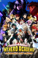 My Hero Academia: O Filme – Ascensão dos Heróis (2019) Torrent Legendado