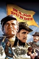 Major Dundee (1965) Box Art