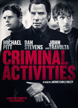 VER Criminal Activities (2015) Online Gratis HD