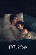 Official movie poster for Paterson (2016)