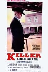 Killer Caliber.32 (1967) Box Art