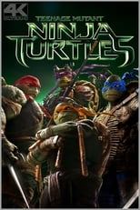 Filmposter: Teenage Mutant Ninja Turtles