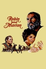 Robin and Marian (1976) Box Art