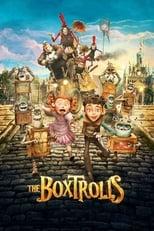 VER Los Boxtrolls (2014) Online Gratis HD
