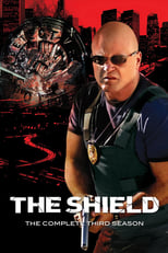 The Shield Acima da Lei 3ª Temporada Completa Torrent Dublada