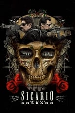 Image Sicario: Day of the Soldado (2018) Full Movie Watch Online HD Print Free Download