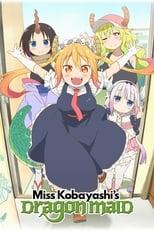 Poster anime Kobayashi-san Chi no Maid Dragon SpecialsSub Indo