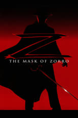 Poster for The Mask of Zorro