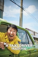 Poster for A Taxi Driver