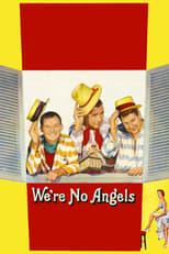 We're No Angels (1955) Box Art