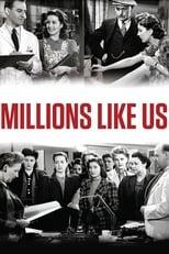 Millions like Us (1943) Box Art