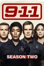 9-1-1 2ª Temporada Completa Torrent Dublada e Legendada
