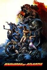 Warlords of Atlantis (1978) Box Art