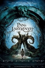 Filmposter: Pans Labyrinth