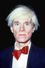 Poster for Andy Warhol