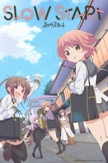Slow Start 1ª Temporada Completa Torrent Legendada