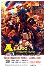 The Alamo (1960) Box Art