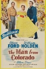 The Man from Colorado (1948) Box Art