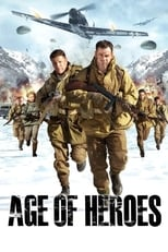 Age of Heroes (2011) Box Art