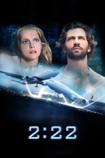 Official movie poster for 2:22 (2017)