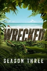 Wrecked 3ª Temporada Completa Torrent Dublada e Legendada