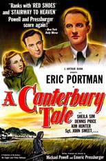 A Canterbury Tale (1944) Box Art