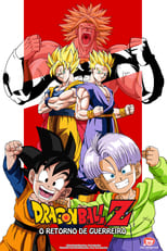 Dragon Ball Z: O Retorno do Guerreiro Lendário (1994) Torrent Dublado