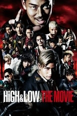 Poster for High & Low The Movie