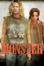 Official movie poster for Monster (2003)