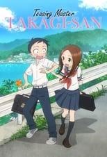 Poster anime Karakai Jouzu no Takagi-sanSub Indo