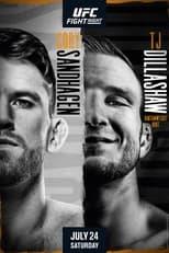 UFC on ESPN 27: Sandhagen vs. Dillashaw