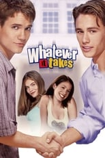 Official movie poster for Whatever It Takes (2000)